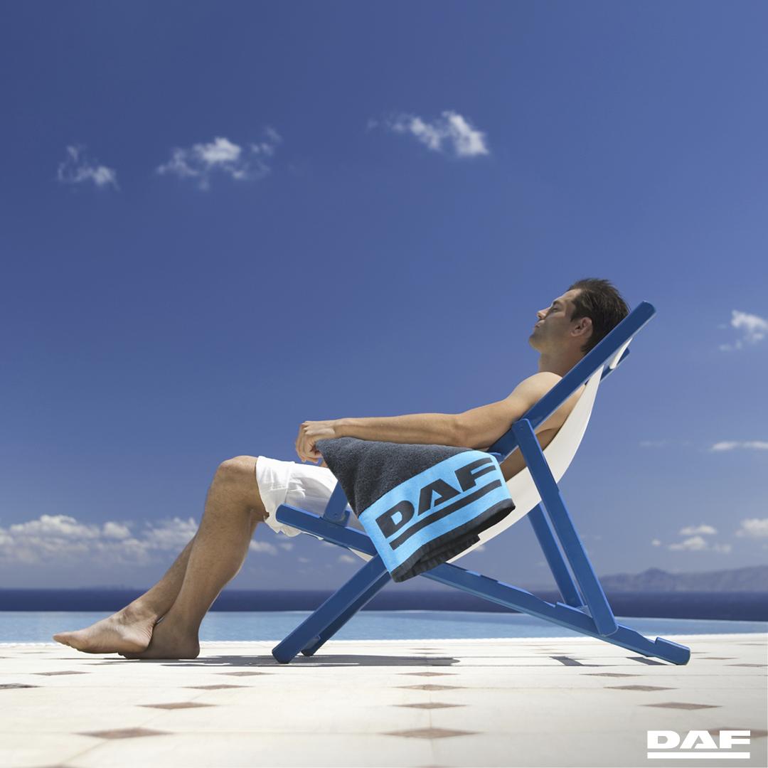 promocion merchandaising DAF