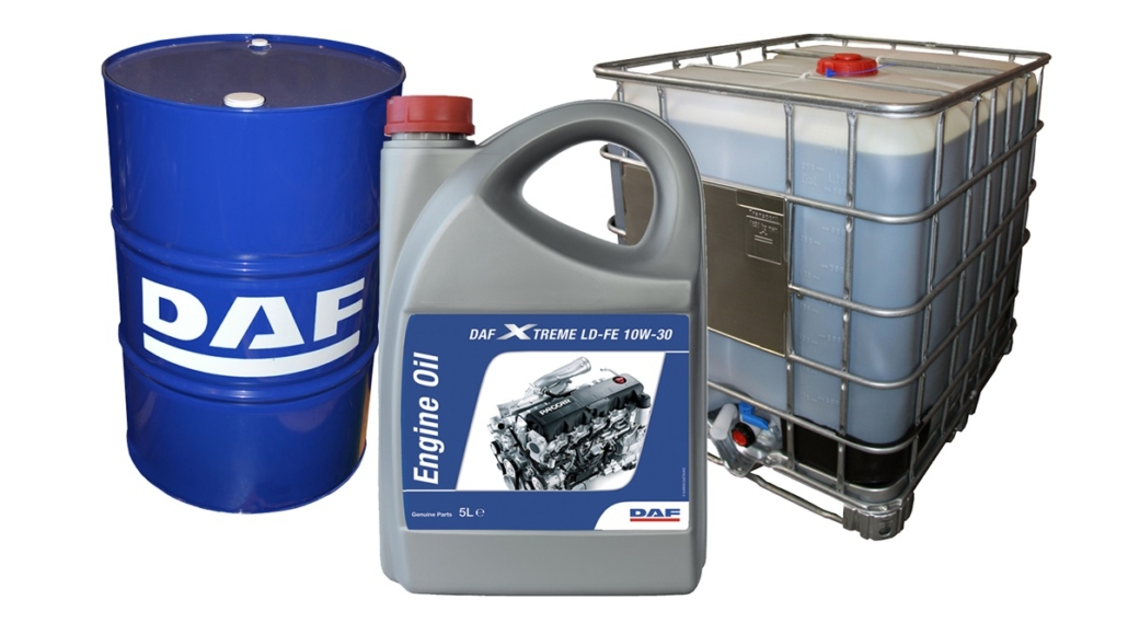 Nueva normativa aceites DAF